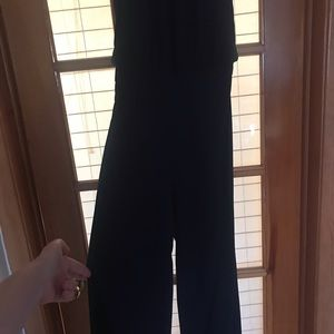 Guess Marciano dark blue jumpsuit